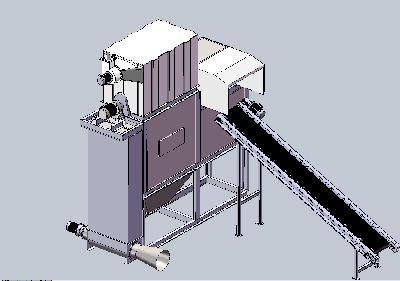 自动拆包机