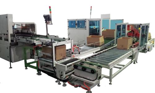 浅谈自动化机械加工生产线